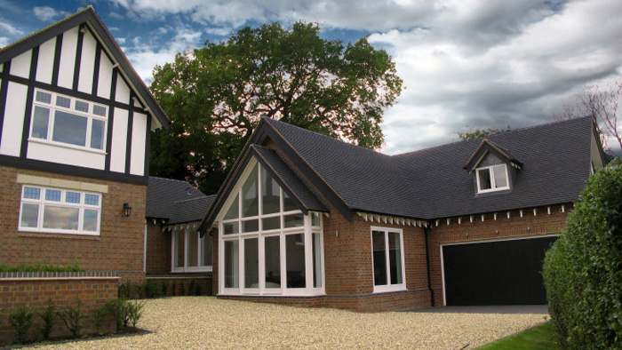 Large extension to period property